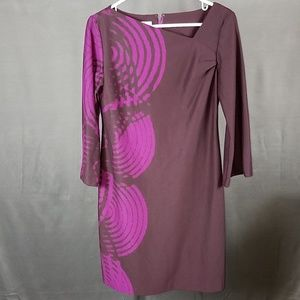 3 for $12- Donna Morgan shift dress size 6